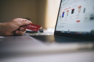 online køb med dankort