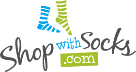 Shop with socks