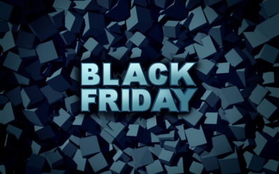 Sørg for at blive klar til Black Friday