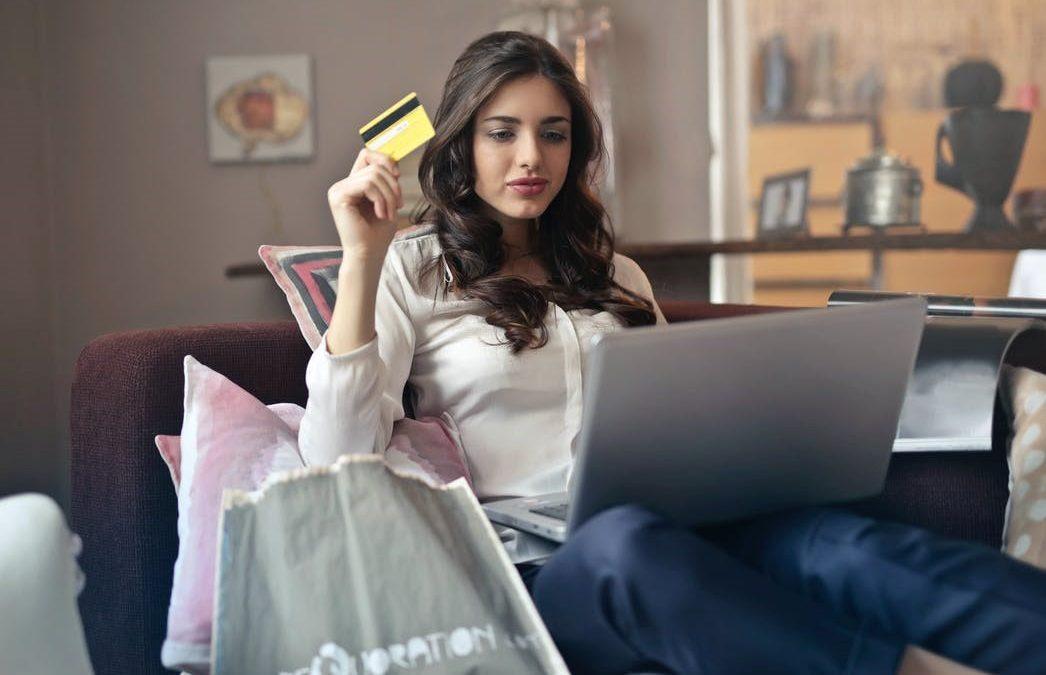 online shopping på BF