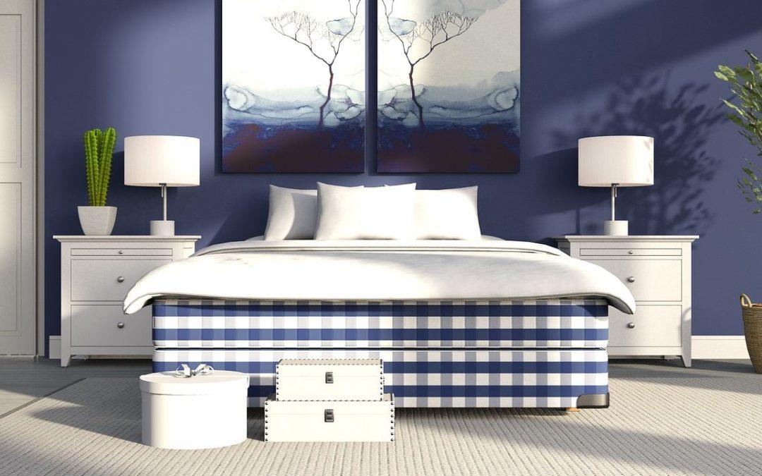 Køb en seng på tilbud på Black Friday
